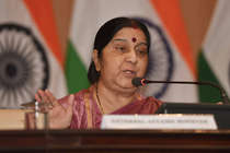 मोसुल त्रासदी: कांग्रेस के आरोपों पर सुषमा स्वराज ने दिए ये तर्क
