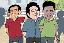 सचिन तेंदुलकर, जो दोस्तों के दोस्त हैं