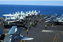 दक्षिण चीन सागर में दिखा अमेरिका का जहाज, भड़क सकता है चीन
