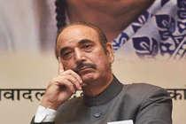 गुलाम नबी आजाद का छलका दर्द, कहा- चुनाव प्रचार के लिए अब नहीं बुलाते हिंदू नेता