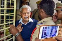 माओवादियों से संपर्क के आरोप में वरवर राव को पुणे पुलिस ने किया गिरफ्तार