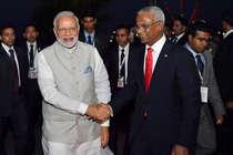 मालदीव के नए राष्ट्रपति ने पीएम मोदी के सामने खोली चीन की पोल