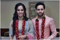 सायना नेहवाल ने रचाई पी कश्यप से शादी, 10 साल से था अफेयर