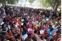 ट्रांसजेंडर बिल के विरोध में उतरे किन्नर, कहा- भगवान राम का दिया हक न छीने सरकार