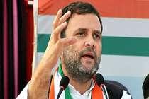 कांग्रेस अध्यक्ष राहुल गांधी ने पहली बार यहां किया था यूनिवर्सल बेसिक इनकम देने का वादा
