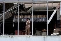 श्रीलंका सीरियल ब्लास्ट: नाश्ते की लाइन में लगा हमलावर, फिर खुद को उड़ा लिया