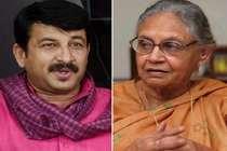 दिल्ली: उत्तर-पूर्वी सीट से मनोज तिवारी ने शीला को हराया