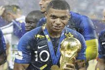 फ्रांस को चैंपियन बनाने वाले किलियन म्बापे वर्ल्ड कप की सारी कमाई करेंगे दान