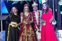 एक-दूजे के हुए प्रिंस नरुला और युविका चौधरी, सोशल मीडिया पर शादी की तस्वीरें वायरल