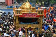 पूर्व मंत्री डॉ. सीपी जोशी का बड़ा बयान, कहा- कांग्रेस का प्रधानमंत्री ही बनवाएगा राम मंदिर