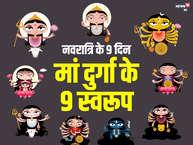 शारदीय नवरात्र 21 सितंबर से शुरू हो रहे हैं. नौ दिनों तक चलने वाले इस महापर्व का आखिरी दिन 29 सितंबर होगा. इस दौरान मां दुर्गा के नौ स्वरूपों की पूजा की जाती है जिसकी शुरुआत पहले दिन कलश स्थापना के साथ होती है. पढ़िए मां भगवती के 9 रूपों के बारे में.