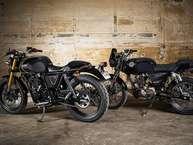 एक अमेरिकी मोटरसाइकिल कंपनी इंडियन मार्केट में रॉयल इनफील्ड को कड़ी टक्कर देने के लिए उतर रही है. इस अमेरिकी कंपनी का नाम क्लेवलैंड साइकिलवर्क्स (Cleveland Cyclewerks) है. Cleveland फरवरी में होने वाले ऑटो एक्सपो 2018 में तीन मोटरसाइकिल ला रही है. अगली स्लाइड में जानें कि अमेरिकी मोटरसाइकिल ब्रांड कौन-कौन सी मोटरसाइकिल इंडियन मार्केट में लाने जा रहा है...