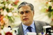 पाकिस्तानी वित्तमंत्री को कोर्ट ने घोषित किया फरार