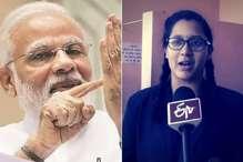 #AskPMonNews18: पीएम मोदी ने एमपी की छात्रा को दिया जवाब