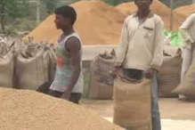 जिले में 32 हजार किसान नहीं बेच पाए अपने धान