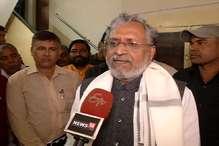राष्ट्रमंडल सम्मेलन में राजद नेताओं के हंगामे को सुशील मोदी ने बताया दुर्भाग्यपूर्ण