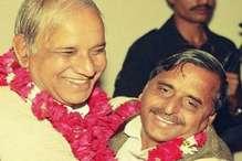 सपा-बसपा गठबंधन: याद आया 'मिले मुलायम कांशीराम, हवा में उड़ गए जयश्री राम'