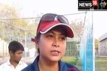अमेरिकी महिला क्रिकेट टीम से पाक के खिलाफ खेल चुकी है झांसी की यह बेटी