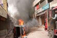 शाजापुर में दो पक्षों में पथराव के बाद आगजनी, धारा 144 लागू