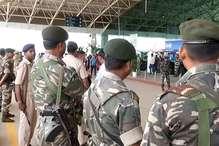 भाजपा के राष्ट्रीय अध्यक्ष अमित शाह की सुरक्षा में 7सौ सुरक्षाकर्मी तैनात