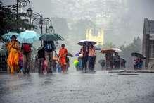 VIDEO: भारी बारिश से सड़क बही, 2 दर्जन गांवों का संपर्क टूटा