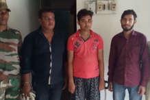 हथियार के साथ तीन अपराधी गिरफ्तार, बड़ी घटना को अंजाम देने की फिराक में थे अपराधी