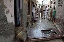 युवक पर लगे गोवंश की हत्या के आरोप, ग्रामीणों ने की तोड़फोड़, माहौल तनावपूर्ण