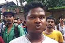 पॉलिटेक्निक के छात्रों के बीच हिंसक झड़प, मौके पर पुलिस बल तैनात