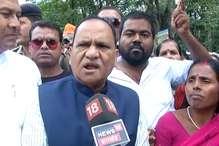 VIDEO: आयुष्मान भारत सबसे बड़ी कल्याणकारी योजना- मंत्री सीपी सिंह