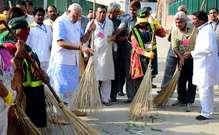 स्वच्छता ही सेवा 2018 : सीएम रघुवर दास रांची के डिबडीह बस्ती से करेंगे शुरुआत
