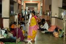 VIDEO: बारिश के बाद रिम्स में मरीजों का फर्श पर सोना भी हुआ मुश्किल