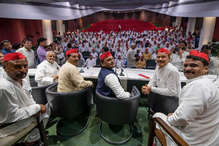 मिशन 2019 के लिए पीके की तरह अखिलेश यादव की समाजवादी पार्टी को मिला 'AK'!