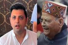 बेटा मंत्री, अब पोते आश्रय को मंडी सीट से लोकसभा चुनाव लड़वाना चाहते हैं पंडित सुखराम