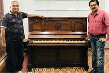 NFAI को मिला सौ साल पुराना पियानो, इस पर बने थे बॉलीवुड के ब्लॉकबस्टर गीत