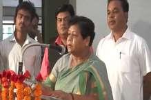 पूर्व सीएम के बाद अब बीजेपी की इस नेता ने छिंदवाड़ा को बताया 'विकास मॉडल'