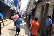 VIDEO: बेगूसराय में बंद समर्थकों को विरोधियों ने पीटा