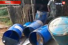 VIDEO: शराब माफियाओं के खिलाफ उत्पाद विभाग की बड़ी कार्रवाई