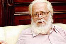 जासूसी केस: पूर्व ISRO वैज्ञानिक नारायणन को SC से राहत, मिलेगा 50 लाख रुपये मुआवजा