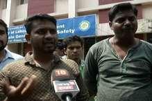 डीजीएमएस से सर्टिफिकेट ना मिलने पर परेशान फिर रहे छात्र