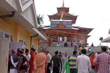 VIDEO: दशहरा पर्व के लिए मंदिरों तक पहुंचने के लिए लोगों के लिए किए विशेष प्रबंध