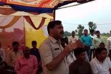 यहां अफीम की खेती रोकने के लिए पुलिस गांव-गांव जाकर कर रही है जागरूक