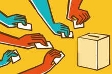 छत्तीसगढ़ चुनाव: भाजपा 89, कांग्रेस 72, गठबंधन ने 76 सीटों पर खोले पत्ते