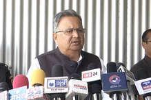 VIDEO: नक्सली क्षेत्रों में CM ने सुरक्षा व्यवस्था और तगड़ी करने के दिए निर्देश