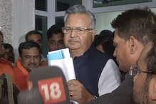 VIDEO: अमित जोगी के चुनाव नहीं लड़ने पर CM ने कहा- ये उनका आपसी मामला है