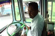 चक्का जाम: प्रशासन ने लिया एम्बुलेंस चालकों का सहारा, डीपू से बाहर भी नहीं निकाल पाए बसें
