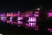 तस्वीरों में देखिए कैसे दीपोत्सव में डूबी राम की नगरी अयोध्या