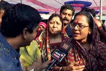 शिवराज की पत्नी ने अरुण यादव पर किया कटाक्ष, अतिथि आते-जाते हैं, घर में नहीं रहते