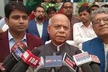 राम मंदिर निर्माण हमारा चुनावी मुद्दा नहीं, आस्था का विषय: शिव प्रताप शुक्ला