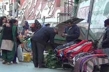 VIDEO: सोलन के नो वेंडर जोन पर रेहड़ी वालों का कब्जा, यात्रियों को हो रही परेशानी