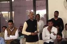 BREAKING : अशोक शेरवाल ने 110 कार्यकर्ताओं के साथ इनेलो से दिया इस्तीफा